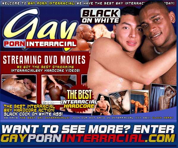 Gay Porn Interracial banner
