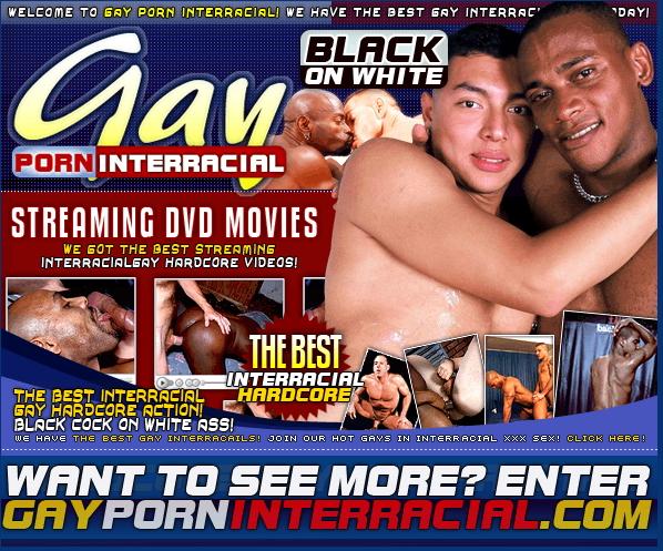 Gay Porn Interracial banner